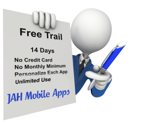 14 day free trial jah mobile